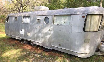 By Owner! 1948 Spartan Royal Manner 30 ft. Restored