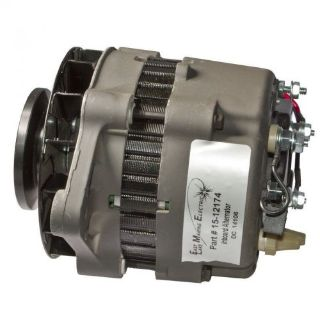Sell Mercruiser PCM Mando Style Alternator 40147 60050 18-5960 12V 55 Amp motorcycle in Oldsmar, Florida, United States, for US $89.00