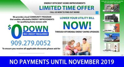 Upgrade to an Energy Efficient HVAC