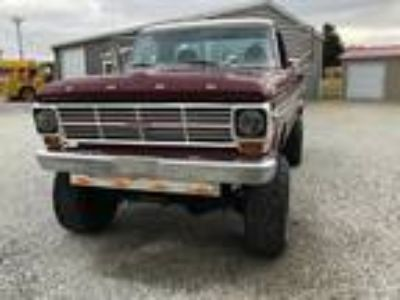 1969 Ford F250 4WD Ranger Manual