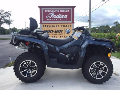 2017 Can-Am Outlander MAX Limited 1000 Utility ATVs Hobe Sound, FL