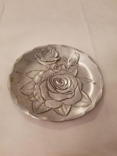 3.5 in pewter collectable made in Berlin OH Wendell forge