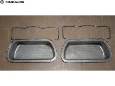 VW Bug Alum Valve Covers