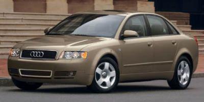 2005 Audi A4 1.8T ()