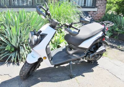 2019 Wolf Brand Scooters RUGBY 50 250 - 500cc Scooters New Haven, CT