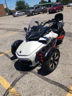 2015 Can-Am SPYDER F3SSM Motor Bikes Motorcycles Columbus, OH