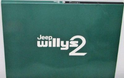 Find 2002 Jeep Concept Willys 2 & Compass Auto Show Sales Brochures Original & CD motorcycle in Holts Summit, Missouri, United States, for US $27.02