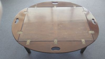 BUTLER TRAY COFFEE TABLE
