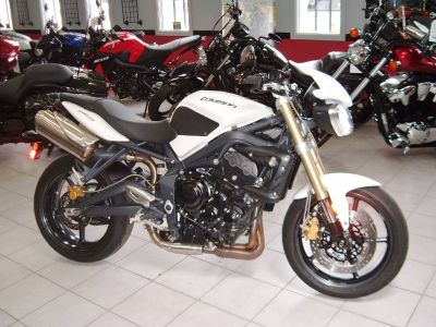 2012 Triumph Street Triple Sport Motorcycles New Haven, CT