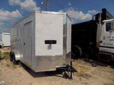 2017 Graco A-25 Spray Foam Enclosed Trailer Pkg RTR# 8093751-01