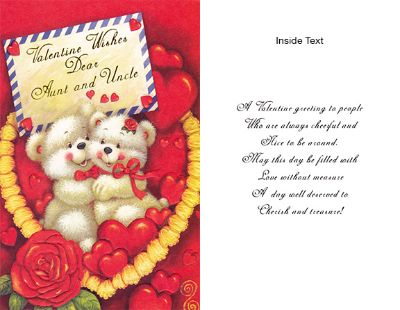 Celebrate Valentine Day with Greeting Cards