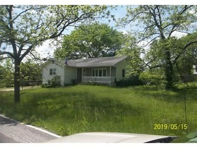 3 Bed 1 Bath Foreclosure Property in Leslie, MO 63056 - Little Creek Rd