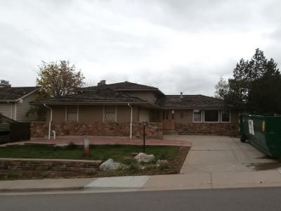 3 Bed 3 Bath Preforeclosure Property in Englewood, CO 80111 - E Euclid Dr
