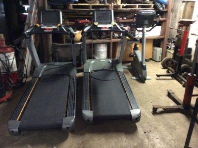 Matrix T7xe Treadmill RTR# 9013880-01,02