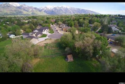 1436 E Lexi Ln S Cottonwood Heights, Access from Creek Road