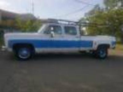 1978 Chevrolet Other Pickups Silverado camper special 1978 Chevrolet C30 Dually