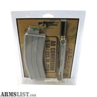 For Sale: CMMG AR-15 22LR conversion kit (3) 10 rd mags included not the usual 1!!!!!