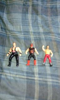 WCW OFST San Francisco Toymakers Action Figures (San Francisco Toymakers, 199