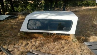 Ford Ranger LEER Camper Shell