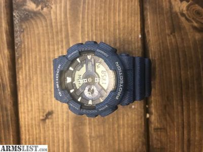 For Sale: G-Shock
