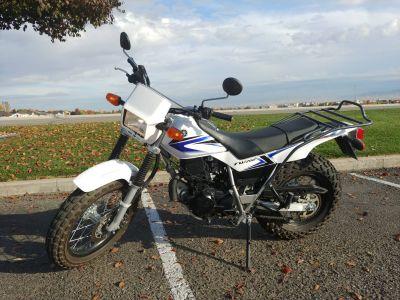 2012 Yamaha TW200 Dual Purpose Motorcycles Meridian, ID