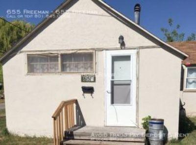 Single-family home Rental - 655 Freeman