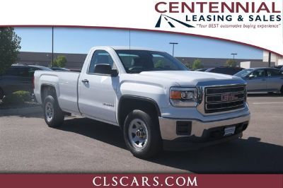 2015 GMC Sierra 1500 Base (Summit White)