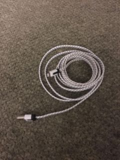 New super long charge cord