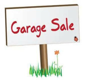 Garage Sale (602 Deforrest)