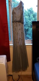 Adriana papell Gown