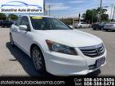 Used 2011 HONDA Accord Sdn For Sale