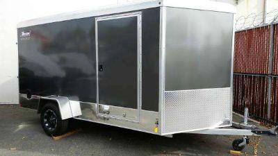2015 Triton Trailers VC-712REB-6 Cargo Trailers Sacramento, CA