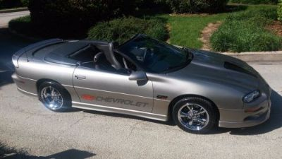 Buy 1999 CHEVEROLET CAMARO Z28 CONVERTIBLE LS1 ENGINE motorcycle in Philadelphia, Pennsylvania, United States, for US $8,499.00