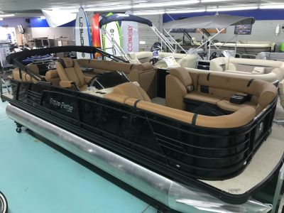 2019 Aqua Patio AP235SB TriToon Pontoon Boats Coloma, MI