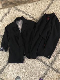 2 blazers 1 torrid size 2, the other Maurices size 1