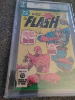 Flash #339 Nov 1974 PGX 8.5