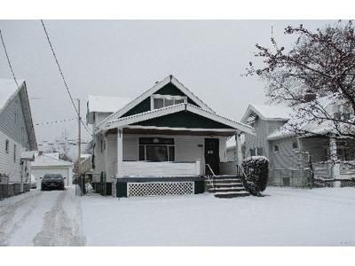 2 Bed 1 Bath Foreclosure Property in Cleveland, OH 44105 - Revere Ave