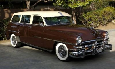 1953 Chrysler Town & Country Deluxe Station Wagon for sale in Camarillo, CA.