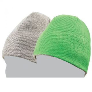 Buy Arctic Cat Team Arctic Reversible 100% Acrylic Beanie - Green & Gray - 5273-071 motorcycle in Sauk Centre, Minnesota, United States, for US $20.99