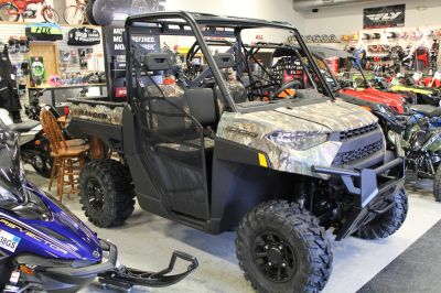 2018 Polaris Ranger XP 1000 EPS Side x Side Utility Vehicles Adams, MA