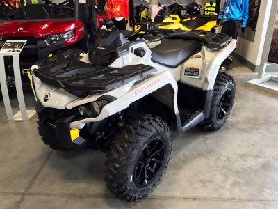 2017 Can-Am Outlander DPS 650 Utility ATVs Las Vegas, NV