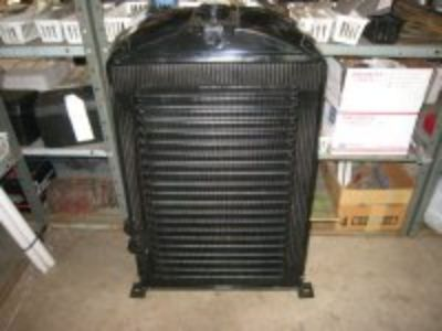 1933-1934 Ford, New Walker Radiator With Air SOLD--SOLD