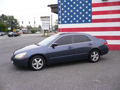 2004 Honda Accord EX (Graphite Pearl)