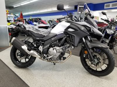 2019 Suzuki V-Strom 650 Dual Purpose Coloma, MI