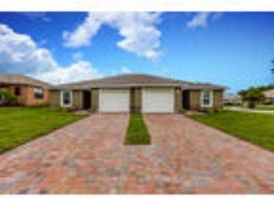Florida New Build - Duplex