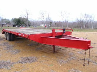 TRAILER -10 TON PINTLE HITCH