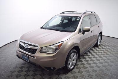 2014 Subaru Forester 2.5i Premium (brown)
