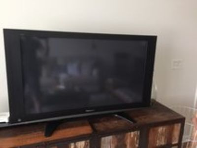 50 Panasonic High Def Plasma TV