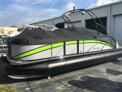 2017 Sylvan S3 Extreme Pontoons Boats Holiday, FL
