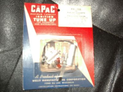 Purchase CAPAC VINTAGE IGNITION KIT PHELON MAGNETO CLINTON ENGINE VS VS PH-155 motorcycle in Twin City, Georgia, United States, for US $3.59